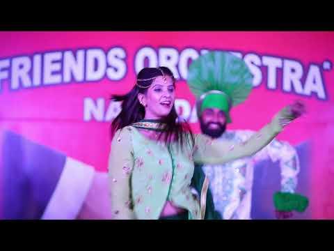 Bollywood Touch ਸ਼ਪੈਸ਼ਲ ਗਾਣੇ ਸ਼ਪੈਸ਼ਲ Performance Beautifull Stylish Model Friends Dj Nakodar