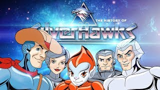 The History of The Silverhawks: Kind of ThunderCats In Space