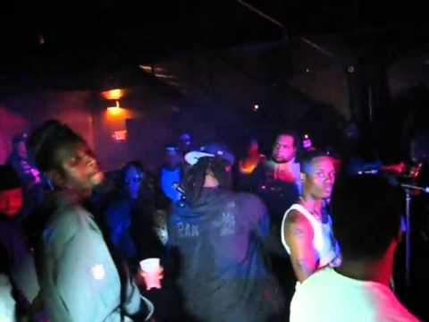 PT1 10-14-12 @ LOVE NIGHT CLUB DA REACTION BAND BIRTHDAY SHOW RICK ROSS