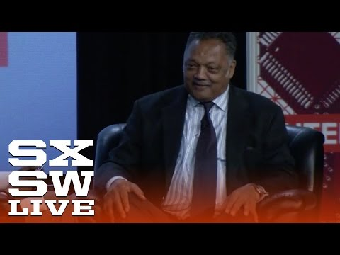 Jesse Jackson: Innovating Diversity & Inclusion in Tech | Interactive 2015 | SXSW