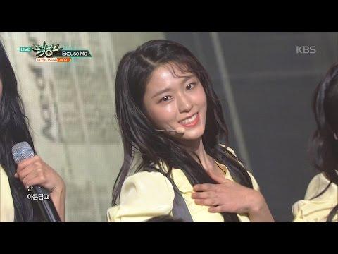 뮤직뱅크 Music Bank - 에이오에이 - 익스큐즈 미 (AOA - Excuse Me).20170120 thumbnail