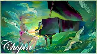 Classical Music for Studying and Concentration   Chopin Piano Music to Study and Concentrate