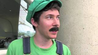 Interview with Ryan Cartwright at Comic-Con 2013