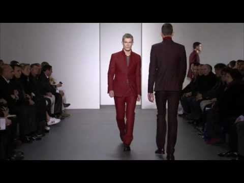 Calvin Klein Collection Men s Fall 2011 Runway Show