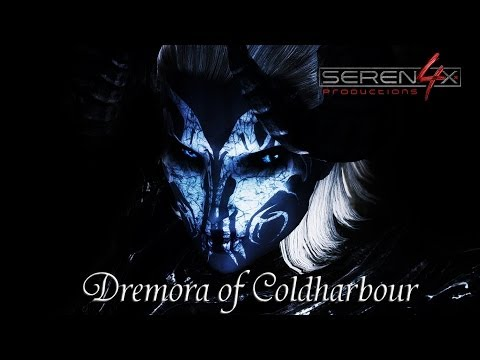 TES V: Skyrim Mod Reviews with Seren4XX - Dremora of Coldharbour by Aipex8