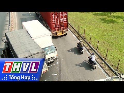THVL | Xảy ra một vụ tai nạn giao thông tại xã Tân Hòa, TP Vĩnh Long | THVL
