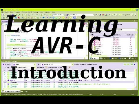Learning AVR-C Episode 1: Introduction