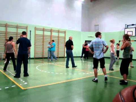 Kurs Tańca - Sanok Olchowce 10-17.09.2010 Film2