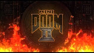 Mini DOOM 2: 2d Demon Murder