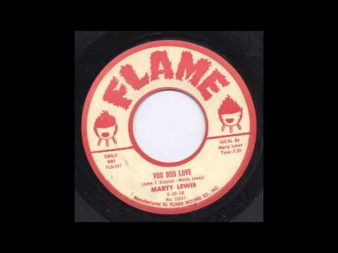 MARTY LEWIS - VOO DOO LOVE - FLAME