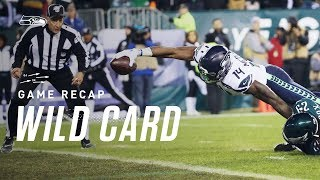 2019 Wild Card: Seahawks at Eagles Recap