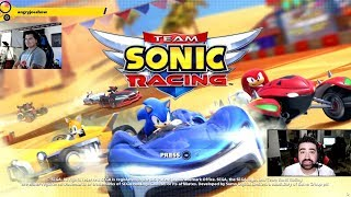 AJ's Team Sonic Racing Impressions