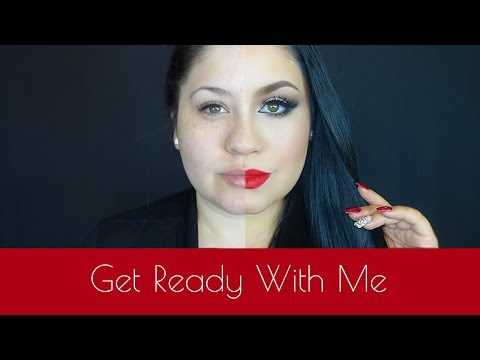 Get Ready With Me │ Classic Makeup Look