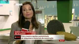 GLOBO NEWS - CONSTRUIR RIO 2014