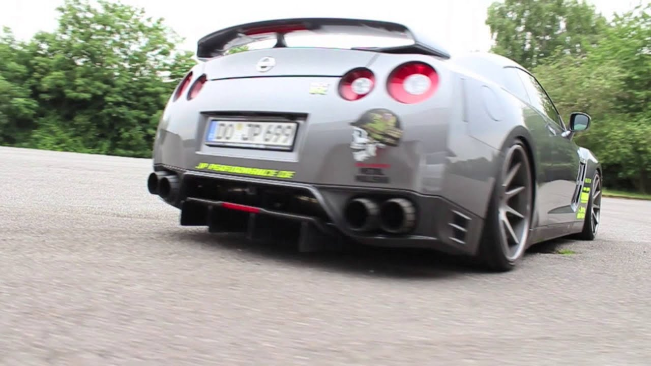 nissan gtr r35 jp performance youtube. Black Bedroom Furniture Sets. Home Design Ideas