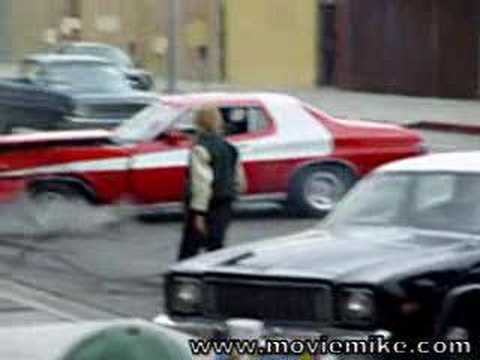 Starsky and Hutch Movie Torino Stunt
