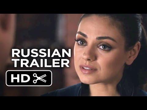 Jupiter Ascending Official Russian Trailer (2015) - MIla Kunis, Channing Tatum Movie HD