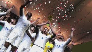 2014 FIFA World Cup Brazil: England wins the World Cup! (HD Gameplay)