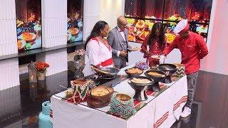የኦሮሞ ባህላዊ ምግቦች አሰራር በእሁድን በኢቢኤስ/Sunday With EBS  Oromo Traditional Cooking