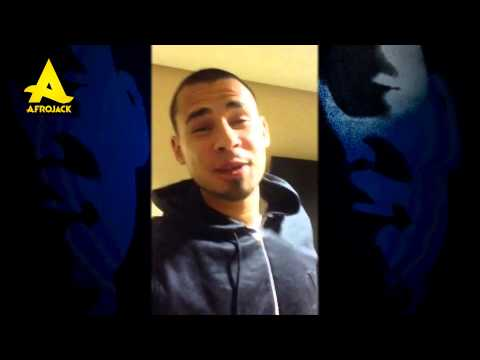 Afrojack - Tomorrowland 2013 announcement