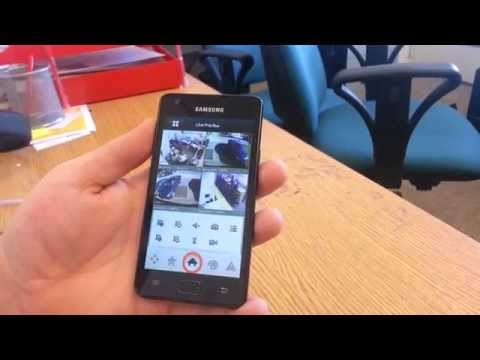 gDMSS App for Dahua DVR to access by smart phone Android and Iphone CCTV view