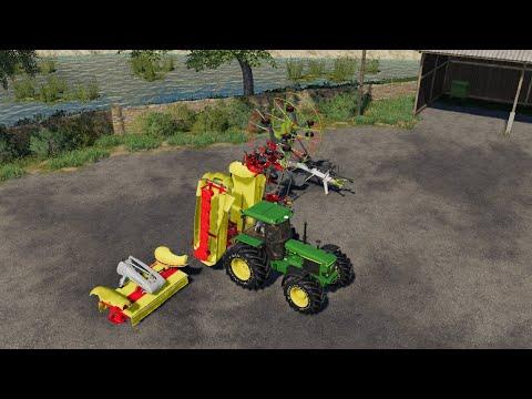 LS19 Merlot #37 Wir kaufen neue Gras Technik