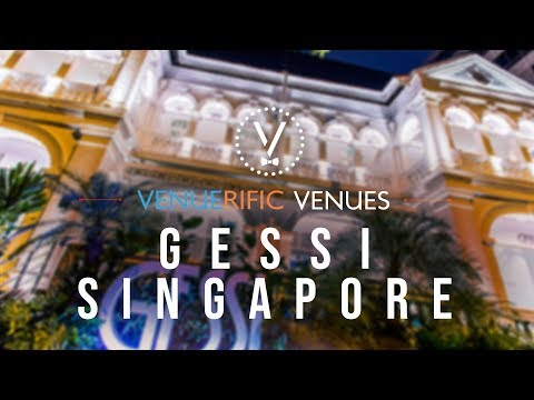 Gessi Singapore - Luxury and Unique Event Space