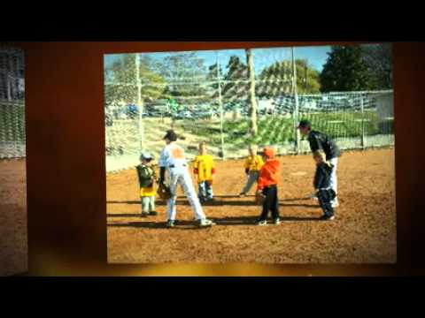 North Davidson Middle School T-Ball Clinic 2011