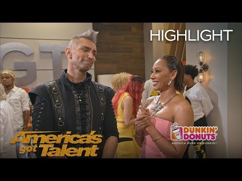 Dunkin' Lounge - Semi Finals Results 2 - America's Got Talent 2018