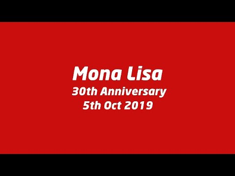 District TT AT Mona Lisa 30TH ANNIVERSARY  2019