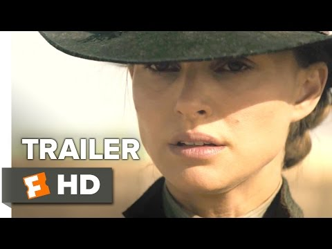 Jane Got a Gun Official Trailer #1 (2016) - Natalie Portman, Ewan McGregor Movie HD