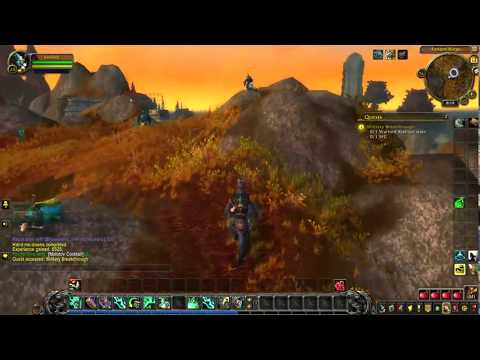 World of Warcraft - Horde Quest Guide - Military Breakthrough