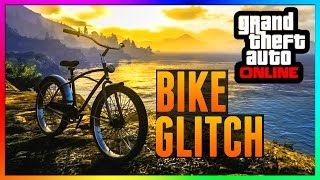GTA 5 Online: CUSTOMIZE BIKE GLITCH! How To Change Bike Color! PS4/Xbox One/Xbox 360/PC 1.37/1.29