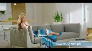 Azure Beach Commercial with Paris Hilton