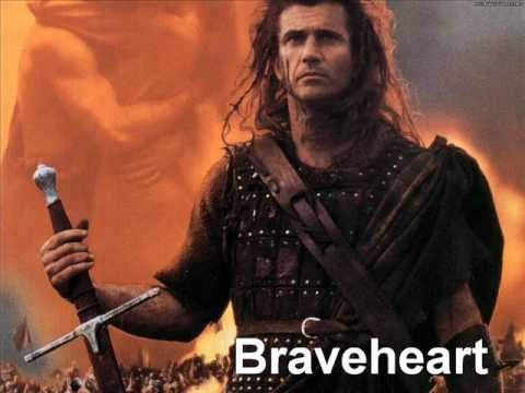 Braveheart is listed (or ranked) 39 on the list The Greatest Movie Themes
