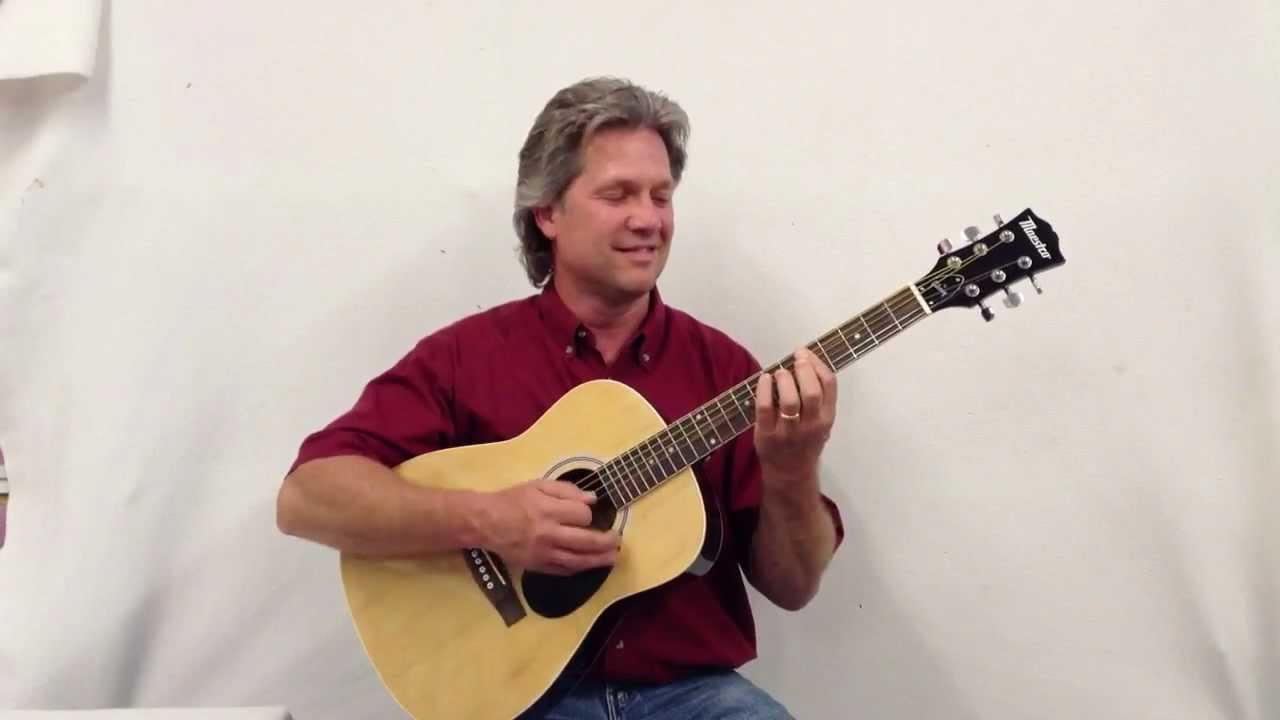Maestro Parlor Sized Guitar By Gibson Youtube