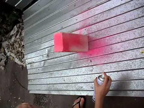 Чем покрасить стены и пол в гараже? Практические