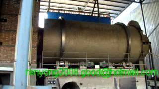 three drum sand dryer