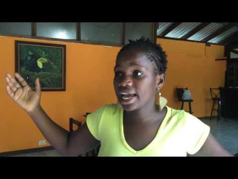 Kisha asks us to come build a church in Costa Rica