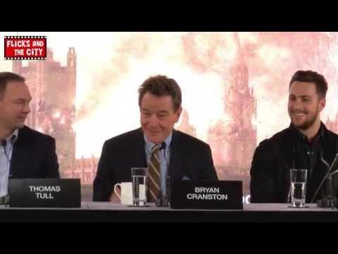 Will there be a Godzilla sequel? - Spoilers - Gareth Edwards, Bryan Cranston & Elizabeth Olsen