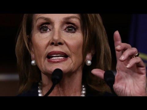 Nancy Pelosi re-elected as House leader