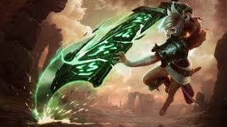 LoL Champıons / Riven&Lux