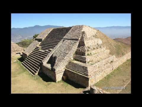 Zona Arqueológica de Monte Albán, Oaxaca - travel channel