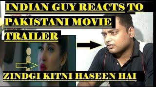 Download Indian Reacts to Zindagi Kitni Haseen Hai | Pakistani Movie 3Gp Mp4