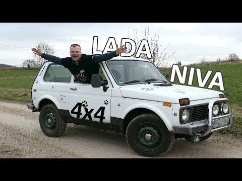 Lada Niva Durchsicht, Probrfahrt und Reparatur