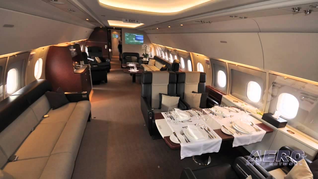 Aero Tv Airbus Acj Update Big Jets For Big Business