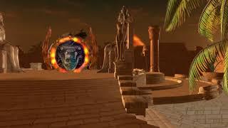 Egypte06  test avec Iclone 5 5