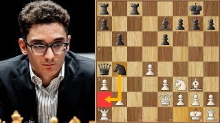 I Have a Plan. Attack! | Caruana vs Nakamura | London Chess Classic 2018
