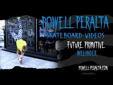 FUTURE PRIMITIVE CH. 8  WELINDER