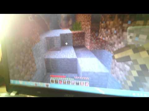 Minecraft zamalko da vidim SATANATA